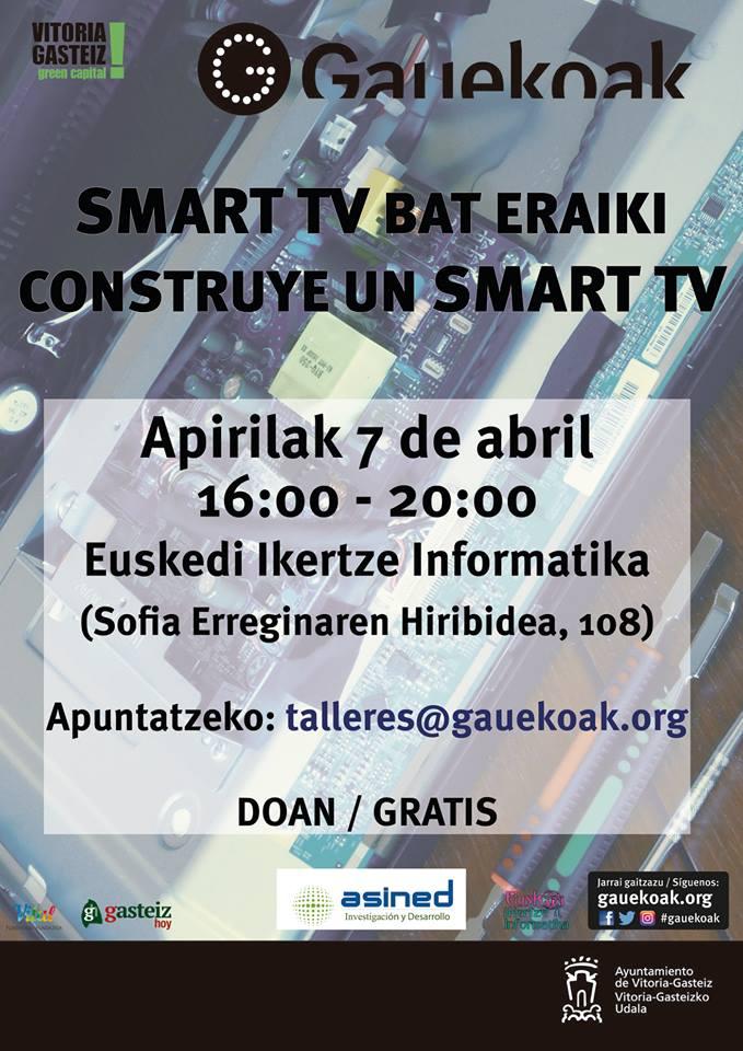 Construye un Smart TV
