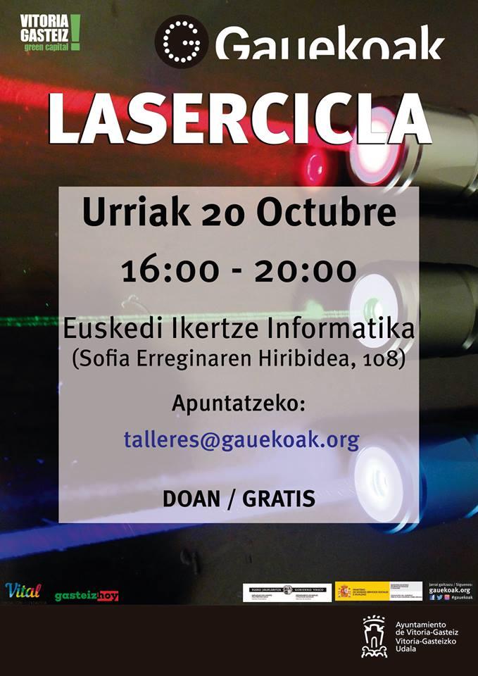 Lasercicla