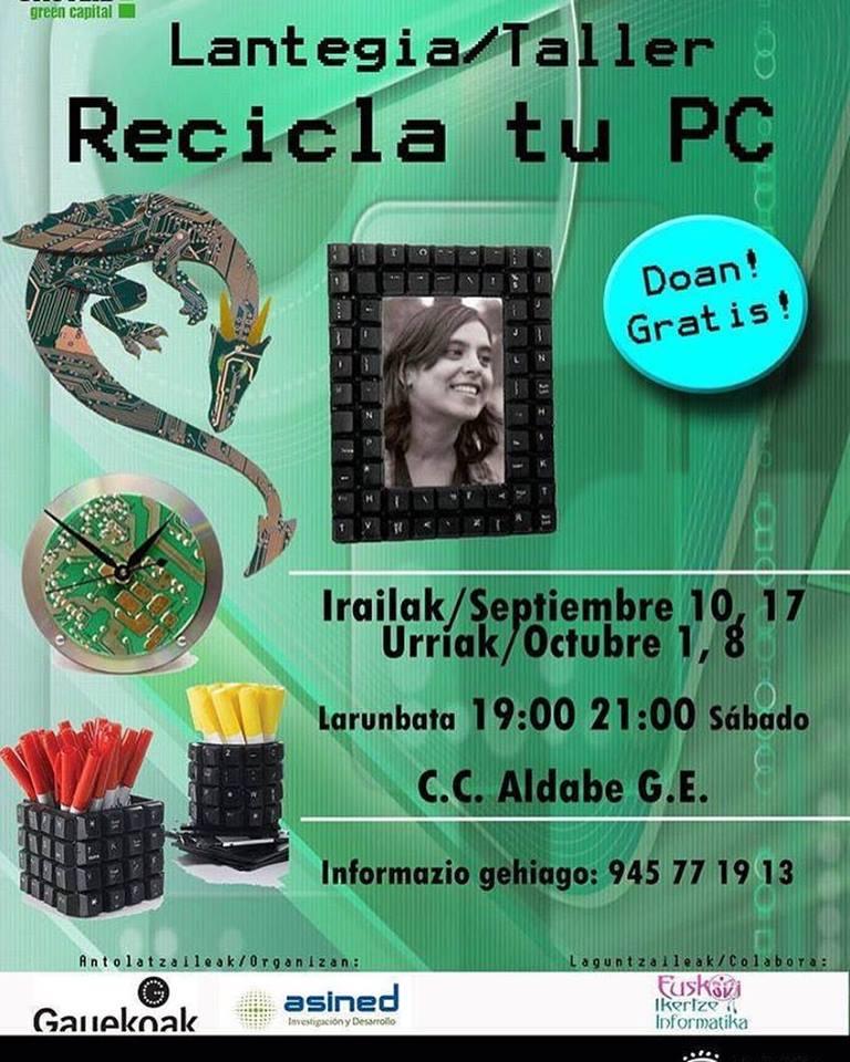 Recicla tu PC